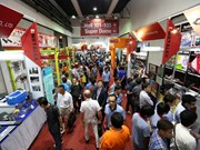 Vietnamese firms show at ASEAN's exhibition