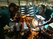 Industrial production sees strong recovery