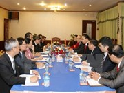 Vietnam-Laos border cooperation bears fruit