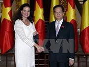 PM proposes multi-faceted cooperation with Belgium