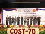 Conference boosts ASEAN sci-tech cooperation