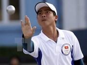 Vietnam loses in junior pentaque event