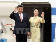 Chinese top leader begins Vietnam visit