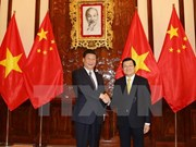 Vietnam, China issue joint statement