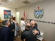 Cuba opens embassy in Singapore