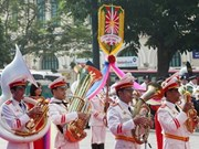 HCM City hosts 20th World Police Band Concert