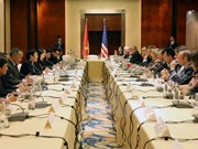 President meets US groups in Philippines