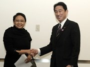 "Japan, Indonesia to hold ""2-plus-2"""" security talks"