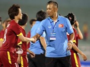 Chung back to coach Vietnamese women's football team