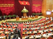 Party Central Committee's 13th meeting on first working day