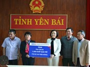 BIDV vows to improve social welfare in Yen Bai