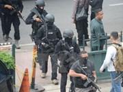 Three men arrested for Jakarta terror bombings