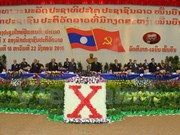 Lao party marks strong development