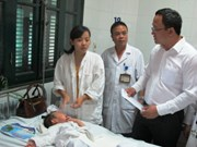 Hospitals treat more than 267,500 during Tet holiday