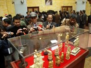 1,000 antiques auctioned for charity in Nam Dinh