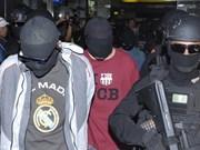 Indonesia arrests 41 suspected Islamic militants
