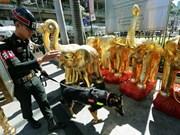 Thai police on high alert on possible IS terror threat