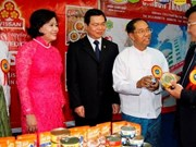 Fair to introduce Vietnamese goods in Myanmar