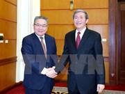 Vietnamese, Japanese Party officials meet in Hanoi