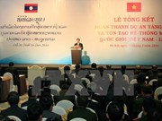 Vietnam, Laos agree to foster friendship and cooperation