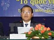 Vietnam, Laos foster links in expatriate-related work