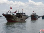 Quang Binh warns six Chinese boats trespassing Vietnam's waters