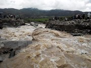 Seven students killed as flash flood hit west Indonesia