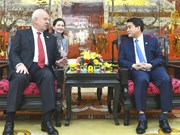 Bright future for Hanoi-Moscow cooperation