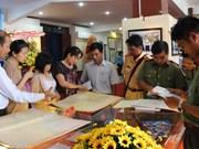 Exhibition on Hoang Sa, Truong Sa achipelagoes comes to Binh Duong