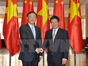 Vietnam, China agree to solidify political trust