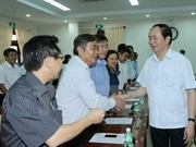 Phu Yen asked to focus more on industrial development