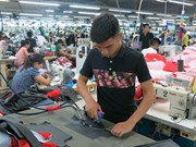 Thai Nguyen Province third in exports
