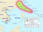 Super typhoon Nepartak to affect Vietnamese waters