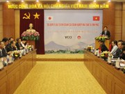 Vinh Phuc province vows maximal support for Japanese investors