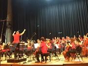 Vietnamese songs honoured in France