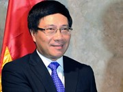 Deputy PM Minh holds bilateral meetings within ASEM framework