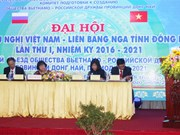 Dong Nai establishes Vietnam-Russia Friendship Association