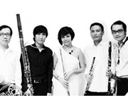 Fantasia Wind Quintet to perform in Hanoi