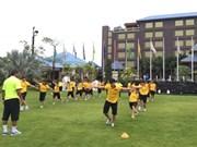 Vietnam women target regional football title