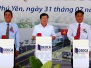 4.1-km Ca Pass Tunnel opens to traffic