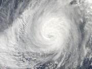Typhoon Nida hits south China