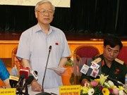 Hanoi voters want National Assembly to strongly reform activities