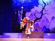 National classic drama contest staged in Da Nang