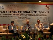 Maritime security issues generate challenges, opportunities in Asia