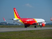 Vietjet opens two new int'l routes to Taipei, Kaohsiung