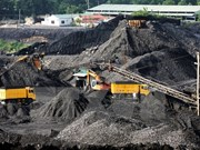Coal output cut in new master plan