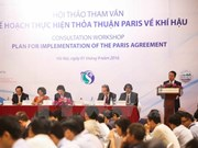 Vietnam geared up for Paris Climate Change deal
