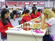 Women's masters taste first loss, men win at Chess Olympiad