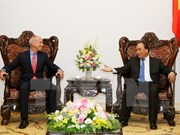 Prime Minister meets with Indochina Capital CEO