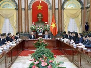 President supports Vietnam-Kansai economic dialogue